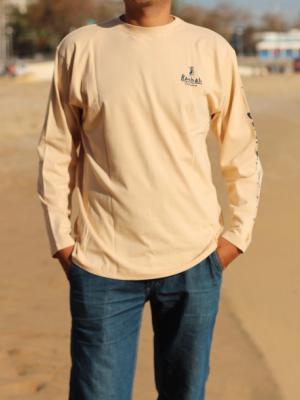 134a9fcd6de99 Camiseta manga larga de algodón - Afrika Style - Baobab