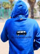 Sudadera surfera de hombre - On The Road Again